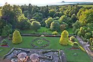 Glennapp Castle Garden - Scotland, Summer