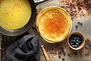 Fotografering av div. matpordukter til etiketter og web.