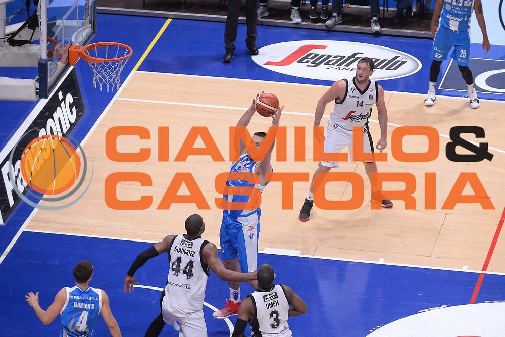 Darko Planinic<br /> Segafredo Virtus Bologna - Banco di Sardegna Dinamo Sassari<br /> Lega Basket Serie A 2017/2018<br /> Bologna, 22/10/2017<br /> Foto M.Ceretti / Ciamillo - Castoria