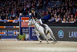 Van Der Vleuten Maikel, NED, Dana Blue<br /> Jumping International de Bordeaux 2020<br /> © Hippo Foto - Dirk Caremans<br />  09/02/2020