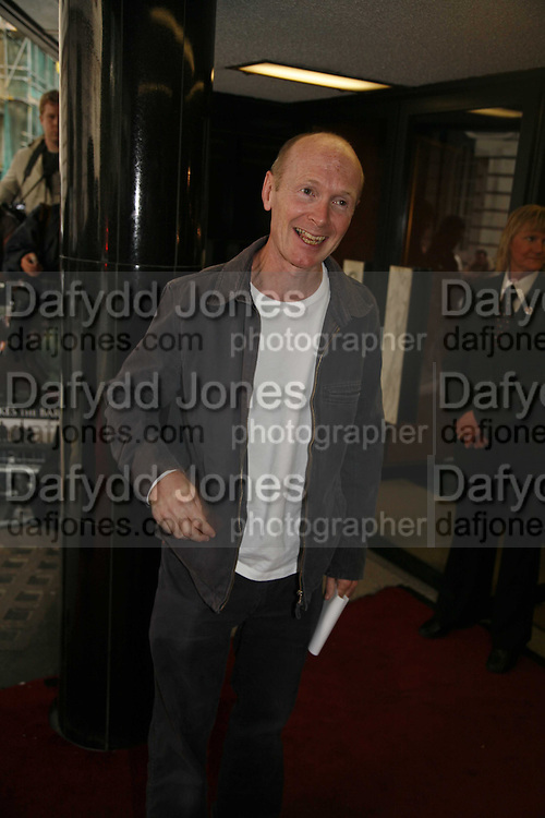 SCREENWRITER PAUL LAVERTY, the UK premiere of Ken Loach's ' the Wind that Shakes the Barley' Curzon, Mayfair. 21 June 2006. ONE TIME USE ONLY - DO NOT ARCHIVE  © Copyright Photograph by Dafydd Jones 66 Stockwell Park Rd. London SW9 0DA Tel 020 7733 0108 www.dafjones.com