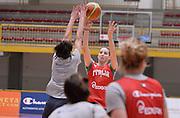 DESCRIZIONE : Torneo di Schio - allenamento  <br /> GIOCATORE : Laura Spreafico<br /> CATEGORIA : nazionale femminile senior A <br /> GARA : Torneo di Schio - allenamento<br /> DATA : 27/12/2014 <br /> AUTORE : Agenzia Ciamillo-Castoria