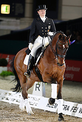 Werth Isabell (GER) - Satchmo<br /> Reem Acra FEI World Cup Final Dressage 2011<br /> © Hippo Foto - Leanjo de Koster