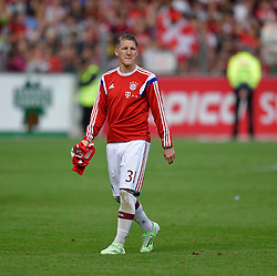 Football: Germany, 1. Bundesliga, SC Freiburg - FC Bayern Muenchen, Freiburg - 16.05.2015,<br />
