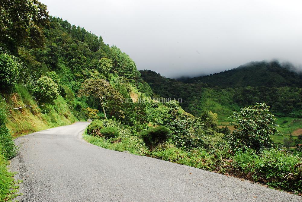 Boquete es un distrito localizado al norte de la provincia de Chiriquí, al oeste de Panamá. ©Victoria Murillo/Istmophoto.com