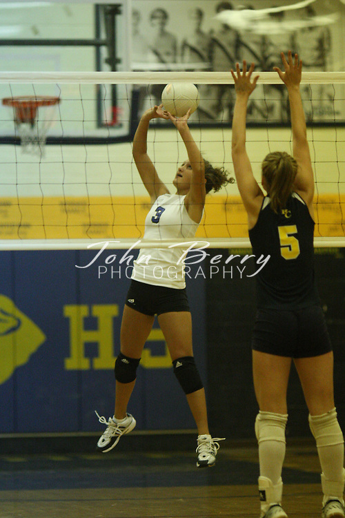 MCHS Varsity Volleyball .vs Rappahannock .District Semi-Finals  .10/30/2008