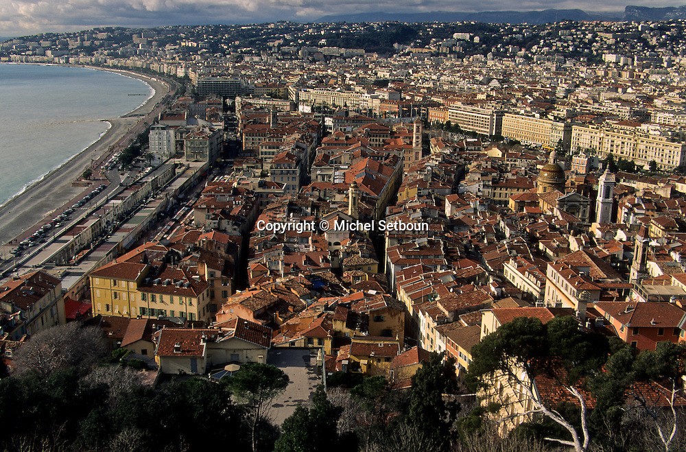 France. Nice. the old city      / la vieille ville  Nice  france   / R00115/    L1733  /  P102874