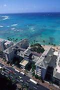 Sheraton Moana Hotel, Waikiki, Oahu, Hawaii<br />