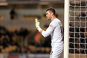 Richard O'Donnell during the Sky Bet Championship match between Wolverhampton Wanderers and Bristol City at Molineux, Wolverhampton, England on 8 March 2016. Photo by Daniel Youngs.