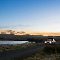 Car 43 Keith Jenkins / Shon Gosling - Volvo 144