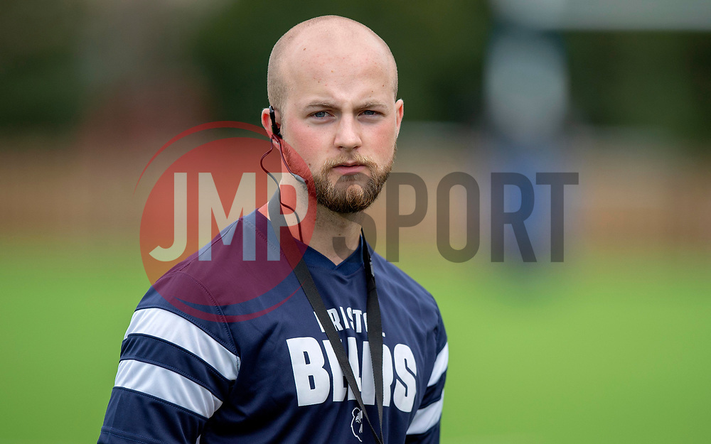 Gareth Harris of Bristol Bears Women - Mandatory by-line: Paul Knight/JMP - 02/09/2018 - RUGBY - Shaftsbury Park - Bristol, England - Bristol Bears Women v Dragons Women - Pre-season friendly
