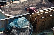 El puerto de Vacamonte ha desarrollado un papel muy importante en la Industria Mar&iacute;tima Paname&ntilde;a, pues ha sido especializado para la pesca. <br /> <br /> Se encuentra localizado en el distrito de Arraij&aacute;n, corregimiento de Vista Alegre, provincia de Panam&aacute; y en &eacute;l se desarrolla una de las actividades m&aacute;s importantes de exportaci&oacute;n del pa&iacute;s, como es la industria de marisco y muy especial del camar&oacute;n. <br /> <br /> El puerto de Vacamonte inici&oacute; operaciones el 14 de agosto de 1979 y en la actualidad es utilizado por barcos camaroneros bolicheros y atuneros, de pesca costera, barcos internacionales para la descarga y almacenamiento de rubros como at&uacute;n y camarones; as&iacute; como para el procesamiento de estos productos para la exportaci&oacute;n.<br /> <br />  La mayor&iacute;a de sus clientes son barcos artesanales que pescan para subsistir. Gracias a la empresa privada, el puerto ha logrado incursionar en el mercado de los mariscos pues la mayor&iacute;a de sus empresas se dedican a el proceso de este producto. <br /> <br /> El Puerto de Vacamonte es el mayor puerto pesquero del pa&iacute;s tiene m&aacute;s de 25 a&ntilde;os de servicio y cuenta con una infraestructura de 6 muelles, uno de ellos internacional.<br /> <br /> &copy;Alejandro Balaguer/Fundaci&oacute;n Albatros Media.