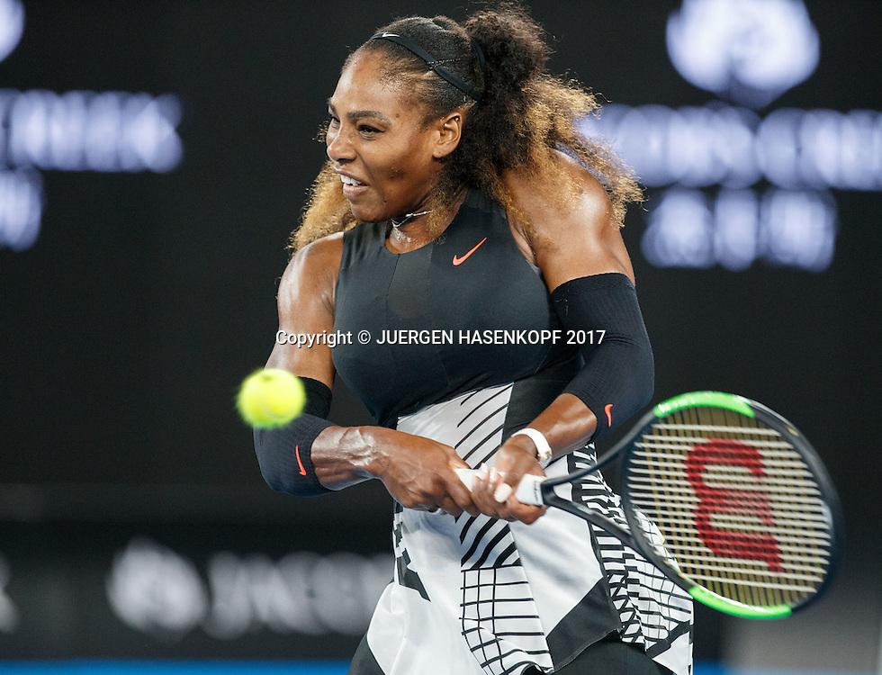 SERENA WILLIAMS (USA)<br /> <br /> Australian Open 2017 -  Melbourne  Park - Melbourne - Victoria - Australia  - 28/01/2017.