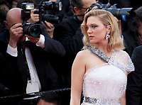 Jury member Léa Seydoux at the Opening Ceremony and Everybody Knows (Todos Lo Saben) gala screening at the 71st Cannes Film Festival Tuesday 8th May 2018, Cannes, France. Photo credit: Doreen Kennedy