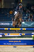 Hans Dieter Dreher - Twenty Clary<br /> Stuttgart German Masters 2018<br /> &copy; DigiShots
