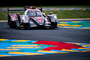 June 12-17, 2018: 24 hours of Le Mans. 38 Jackie Chan DC Racing, Oreca 07-Gibson, Ho-Pin Tung, Gabriel Aubry, Stephane Richelmi