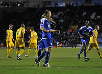Photo: Tony Oudot/Richard Lane Photography. Leicester City v Southend United. Coca-Cola Football League One. 06/12/2008. <br />