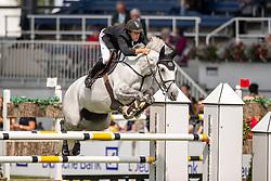 Van Der Vleuten Maikel, NED, Dana Blue<br /> CHIO Aachen 2019<br /> Weltfest des Pferdesports<br /> © Hippo Foto - Dirk Caremans<br /> Van Der Vleuten Maikel, NED, Dana Blue