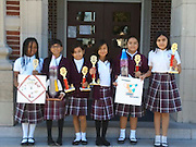 Students at Young Women's College Preparatory Academy won the Science, Engineering, Communication, and Math Enhancement (SECME) competition.  The students competed in exercises using engineering concepts. The students built bridges, bottle rockets, and mousetrap cars among other items and they also learned how to write technical papers. They now will compete against other students in the region for a chance to represent Texas in the national competition. <br /> To submit photos for inclusion in eNews, send them to hisdphotos@yahoo.com.