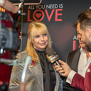 NLD/Amsterdam/20181126 - premiere All You Need Is Love, Linda de Mol
