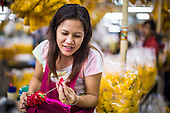 The Bangkok Flower Market