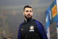 31.01.2017 - Milano -  Coppa Italia Tim   -  Inter-Lazio nella  foto: Antonio Candreva - Inter