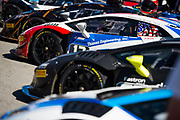 September 21-24, 2017: Lamborghini Super Trofeo at Laguna Seca. Brian Thienes, US RaceTronics, Lamborghini Beverly Hills, Lamborghini Huracan LP620-2
