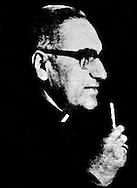 Oscar Arnulfo Romero. Colección Privada de Centro de la Fotografía.
