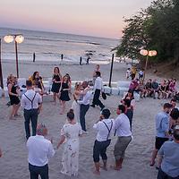 Destination wedding in Mexico - Christine and Sherif's Wedding