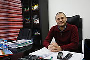 Hosni relocated his plastics packaging factory to Jordan in 2012 due to the conflict in Syria. His is one of seven companies in Jordan that are now eligible to export to the EU under a new trade deal that was signed in July 2016 as a result of the February Supporting Syria and the Region Conference in London. The trade agreement was a key commitment of the Jordan Compact, aiming to boost trade and investment in Jordan, creating jobs for Jordanians and Syrian refugees.<br /> <br /> The Jordan Compact is making it easier for Jordanian-based businesses to expand and trade with the EU. One element of the Compact is that Jordan committed to give work permits to 200,000 Syrian refugees in Jordan by 2020. 35,000 have so far been issued.<br /> <br /> Businesses can meet the Compact requirements as long as 25% of their workforce is Syrian within 3 years. Hosni's company has employed 49 new workers in the last 12 months, of which 27 are Syrian. The Syrian workers are employed on the same conditions as their Jordanian counterparts, and the scheme is helping Syrian refugee families to support themselves at the same time as helping them stay as close as they can to home. <br /> <br /> &quot;Syria is like my mother and father&quot;, says Hosni. <br /> <br /> &quot;Home is where the heart is. When there is peace in Syria we will work there again, but for now we're making it work here&quot;.<br /> <br /> <br /> Picture: Russell Watkins/DFID