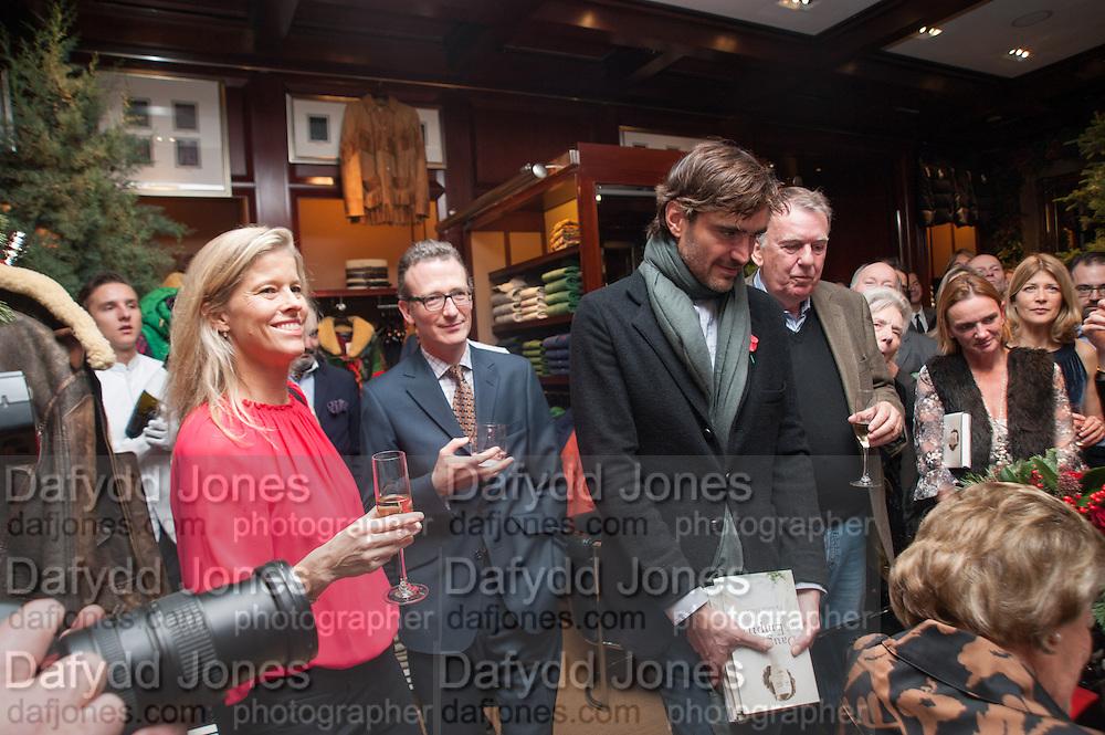 Book launch for ' Daughter of Empire - Life as a Mountbatten' by Lady Pamela Hicks. Ralph Lauren, 1 New Bond St. London. 12 November 2012.