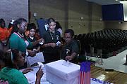 Attucks Mock Elections