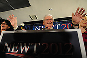 Newt Gingrich Rally