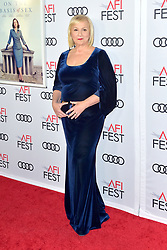 November 8, 2018 - Los Angeles, Kalifornien, USA - Mimi Leder bei der Weltpremeire des Kinofilms 'On the Basis of Sex' auf dem AFI FEST 2018 im TCL Chinese Theatre. Los Angeles, 08.11.2018 (Credit Image: © Future-Image via ZUMA Press)