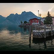 Lago Di Garda - color