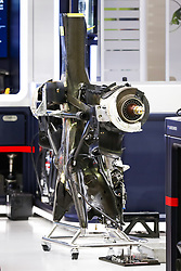 September 14, 2018 - Singapore, Singapore - Motorsports: FIA Formula One World Championship 2018, Grand Prix of Singapore, .The rear crash box, suspension, and brakes of the Aston Martin Red Bull Tag Heuer RB14  (Credit Image: © Hoch Zwei via ZUMA Wire)