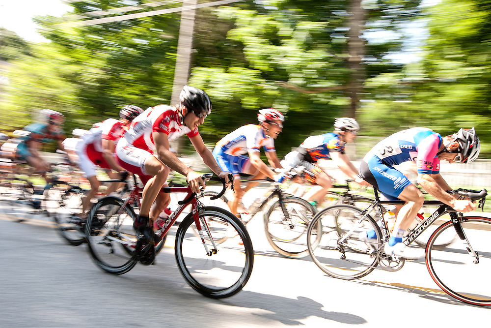 Clam Fest Pro BIke Race;