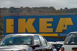 Ikea store Metro Centre Tyneside UK