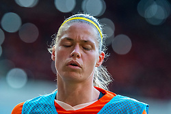 01-06-2019 NED: Netherlands - Australia, Eindhoven<br /> <br /> Friendly match in Philips stadion Eindhoven. Netherlands win 3-0 / Anouk Dekker #6 of The Netherlands