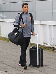 Roberto Firmino and The Liverpool Football Team fly out of Manchester Airport to Hong Kong on Sunday morning.