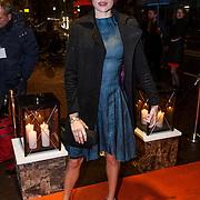 """NLD/Amsterdam/20131105 - Koninging Maxima bezoekt de Hazes musical """"Hij Gelooft in Mij"""", Anna Drijver"""