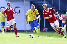 Sweden U21 v Denmark U21, 10 June 2017