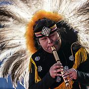Flöjtmusik från Anderna