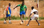 Ghana amputee football team