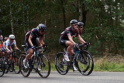 CANYON//SRAM Racing set the pace at Boels Ladies Tour 2019 - Stage 3, a 156.8 km road race starting and finishing in Nijverdal, Netherlands on September 6, 2019. Photo by Sean Robinson/velofocus.com