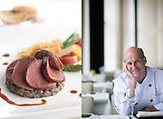 Chef Jean Pierre Curtat, restaurant Nuances, Casino de montréal, 2012, Portrait éditorial