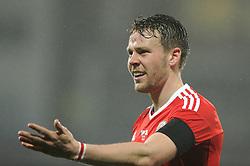 Chris Gunter of Wales - Mandatory by-line: Dougie Allward/JMP - Mobile: 07966 386802 - 24/03/2016 - FOOTBALL - Cardiff City Stadium - Cardiff, Wales - Wales v Northern Ireland - Vauxhall International Friendly
