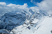 Alps in spring