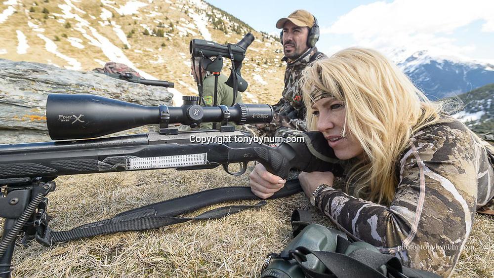 hunting spain