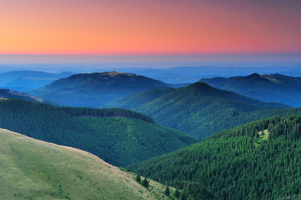Carpathian Mountains, Romania